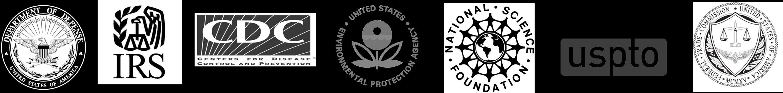gov client logos